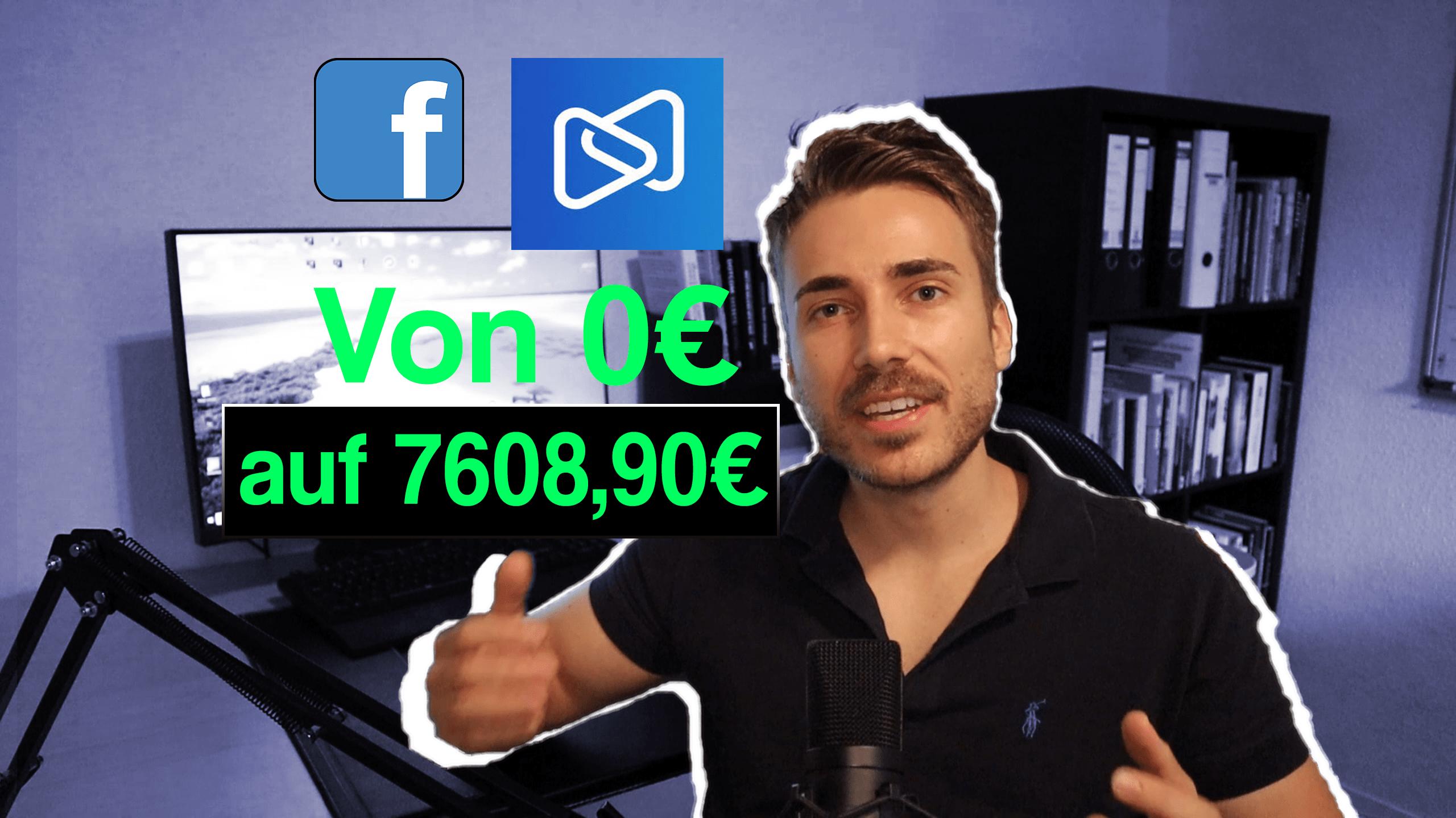 Von 0€ auf 7608,90€ mit Digistore24 – Meine Story