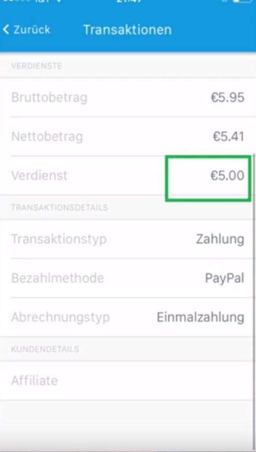 Online Geld verdienen