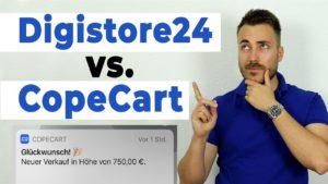 Copecart vs Digistore24 (Copecart Erfahrungen)